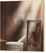 The Old Lavender Artisan Shop Wood Print