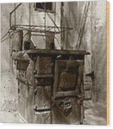 The Old Stewart Wood Print