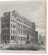 The Palace Hotel Buckingham Gate Wood Print