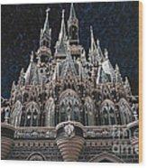 The Palace Wood Print