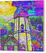 The Pastoral Dreamscape 20130730 Wood Print