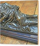 Legendre's The Penitent Magdalen Wood Print