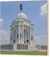 The Pennsylvania State Memorial Wood Print