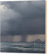 The Perfect Storm II Wood Print
