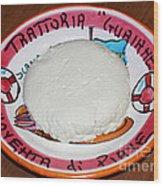 The Perogi Cheese Story Wood Print