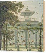 The Pheasantry Wood Print