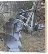 The Plough Wood Print