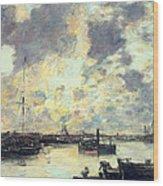 The Port Wood Print