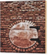 The Portal Wood Print