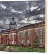 The Powerhouse Putnam County Court House Wood Print