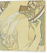 The Primrose Wood Print