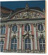 The Prince Electors Palace Wood Print