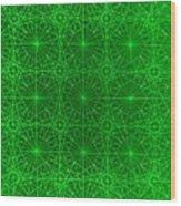 The Quantum Realm Wood Print