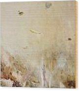 The Raid On Cuxhaven Wood Print
