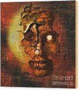 The Resurrection Of Doom Wood Print