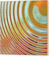 The Ripple Effect Wood Print
