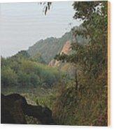 The River Severn Through Bridgnorth Wood Print