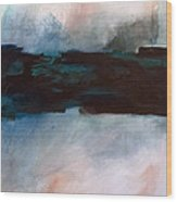 The River Tethys Part 1 Of Three Wood Print