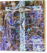 The Sacred Feminine II Wood Print