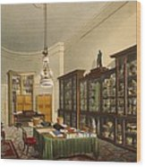 The Secretarys Room, Apsley House Wood Print