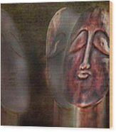The Seekers Wood Print by Terry Fleckney