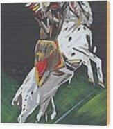 The Seminole Wood Print