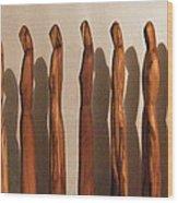 The Shadow Wood Print