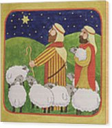 The Shepherds Wood Print