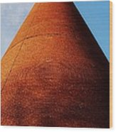 The Shot Tower, Baltimore #  4 Wood Print