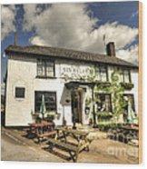 The Six Bells Of Payhembury  Wood Print