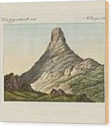 The Skuir On The Egg Island Wood Print