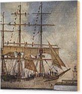 The Sorlandet Wood Print