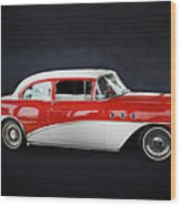The Special 1957 Buick Wood Print