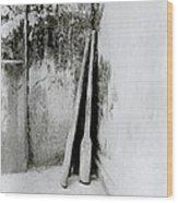 Still Life In Cochin Wood Print