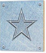 The Star Wood Print