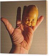 The Strange Body Of George Pugsley Stuart Jr Wood Print