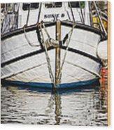 The Susie B  Wood Print
