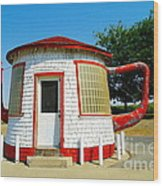 The Teapot Dome  Wood Print by Jeff Swan