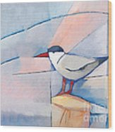 The Tern Wood Print