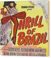 The Thrill Of Brazil, Us Poster, Evelyn Wood Print