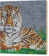 The Tiger Wood Print