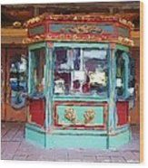 The Tivoli Theatre Wood Print