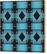 The Toltecas Wood Print