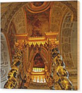 The Tombs At Les Invalides - Paris France - 011324 Wood Print by DC Photographer