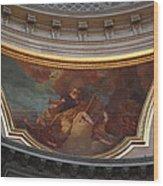 The Tombs At Les Invalides - Paris France - 011331 Wood Print
