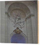 The Tombs At Les Invalides - Paris France - 011332 Wood Print