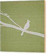 The Tree Branch Wood Print
