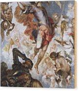 The Triumph Of Saint Hermenegild Wood Print