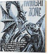 The Twilight Zone Wood Print