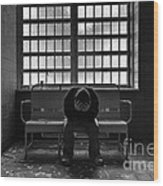 The Unforgiven Wood Print